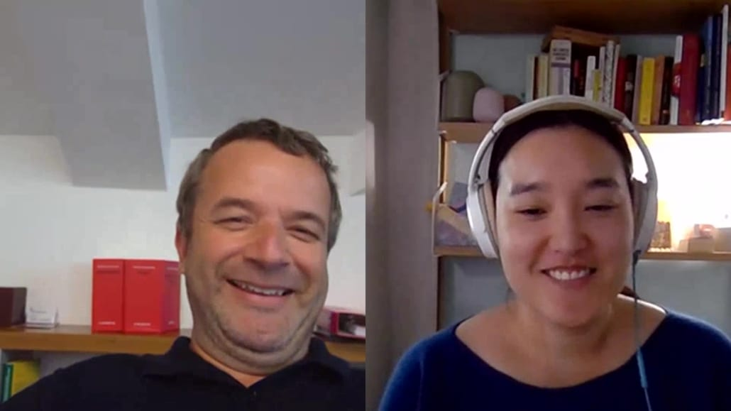 Video-Interview zwischen Oliver Scanlan und Yenhan Truong