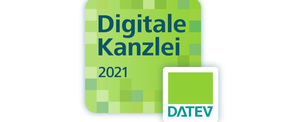 Logo DATEV Digitale Kanzlei 2021